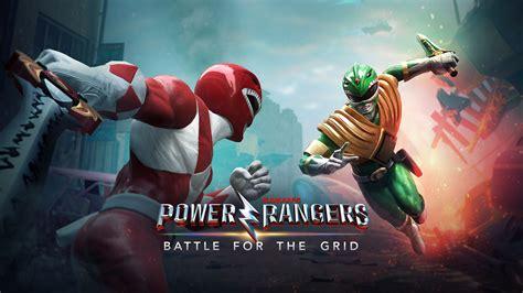 Power Rangers: Battle for the Grid for Nintendo Switch ...