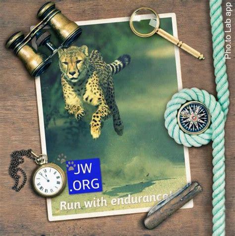 endurance god run jehovah beginning uploaded