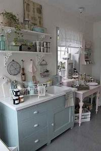 shabby chic kitchens 33 shabby chic kitchen ideas - The Shabby Chic Guru