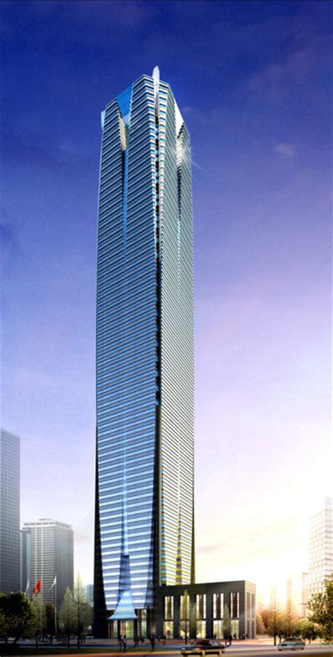 Diwang International Fortune Center - The Skyscraper Center
