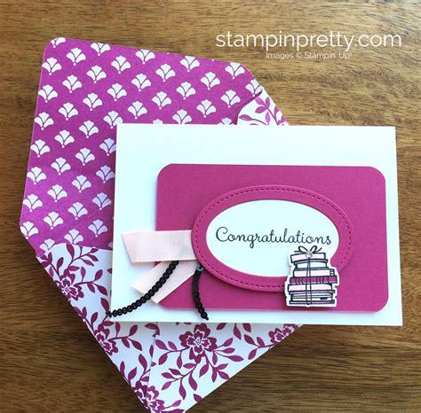 Create your own congratulations card online with your name. Bike Ride Congratulations Card for My Caroline   Stampin' Pretty