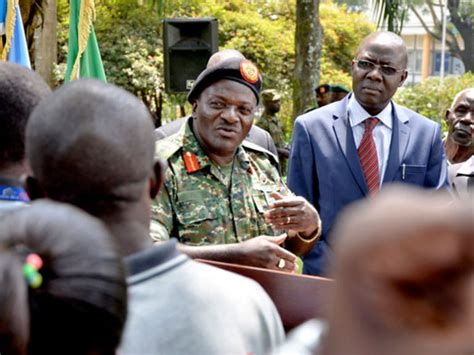 General edward katumba wamala, more commonly known as katumba wamala, is a ugandan army officer who has been the chief of defense forces of uganda, the highest military rank in the uganda. Army to preserve peace, not shoot people - says Katumba - Daily Monitor