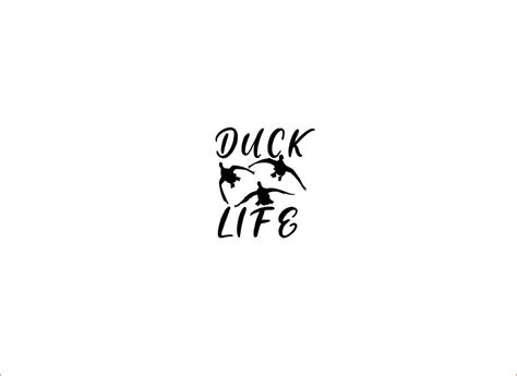 foto de Duck Life hunting decal Hunting decal Life Decals