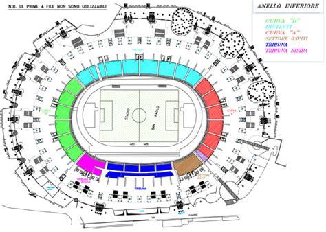 juventus stadium mappa ingressi history of the san paolo stadium ssc napoli