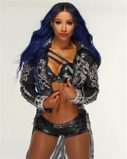 Sasha Banks Blueprint Wrestling Reddit Wwe Photoshoot