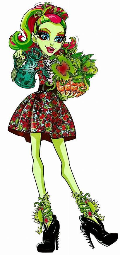 Venus Monster Mcflytrap Bloom Wiki Plant Characters