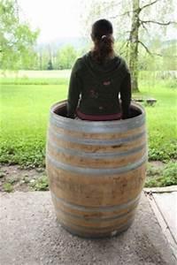 Weinfass Als Regentonne : regentonne regenfass 500 liter vom holzfass ~ Orissabook.com Haus und Dekorationen