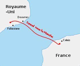 Traverser La Manche En Voiture : tunnel sous la manche wikip dia ~ Medecine-chirurgie-esthetiques.com Avis de Voitures