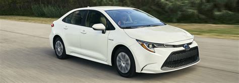Toyota Corolla Cost by How Much Does The 2020 Toyota Corolla Cost