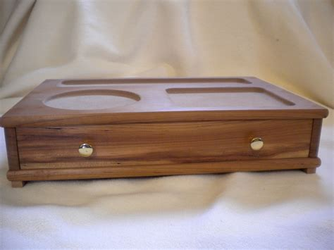 dresser top organizer handmade dresser top valet or desk organizer by oregon