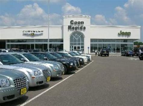 Coon Rapids Chrysler Dodge Jeep Ram : Coon Rapids, MN