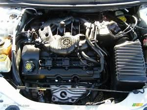 2004 Chrysler Sebring Lx Convertible 2 7 Liter Dohc 24
