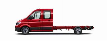 Cab Chassis Crafter Dual Vw Volkswagen