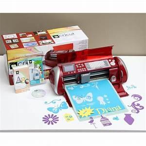 cricut expression red die cutting machine with 2 With cricut letter cutter machine