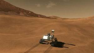 Nasa Curiosity rover successfully lands on Mars - BBC News