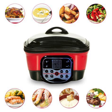 cuisine cuisson appareil de cuisson et de cuisine speed chef 8 en 1 digital