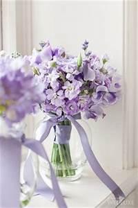 bouquet de mariee en cascade violet blanc parme With affiche chambre bébé avec bouquet fleur mariee