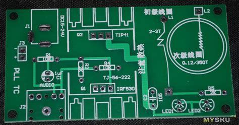 Качер на полевом транзисторе . принципиальная схема качера на одном транзисторе