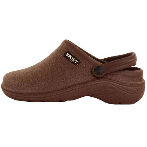 garden clogs womens womens clogs shoes garden water slip on mule sandal rubber