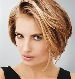 Coupe Cheveux Carré : coupe carre boule femme ~ Melissatoandfro.com Idées de Décoration