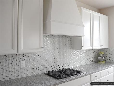 Glass Backsplash Ideas With White Cabinets by White Kitchen Cabinet Backsplash Ideas Backsplash
