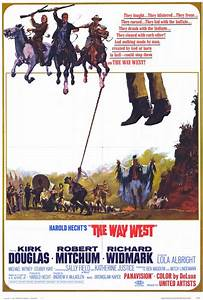 The Way West Movie Posters From Movie Poster Shop