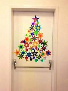 Decoration De Porte : decoration de porte noel deco de porte pere noel ~ Teatrodelosmanantiales.com Idées de Décoration