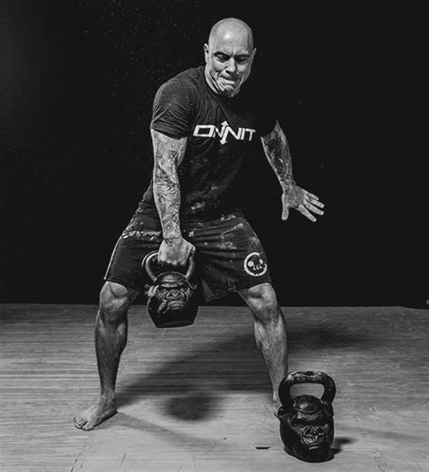 rogan joe kettlebell onnit workout workouts tattoo rowing tattoos gym instagram benefits abs crossfit young examples