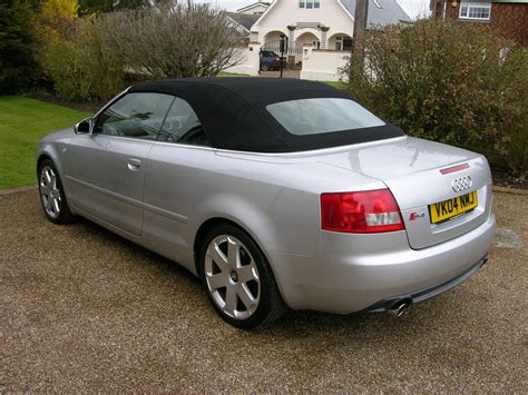 2003 Audi S4 Cabriolet Related Infomationspecifications