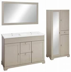 ordinaire meuble sous vasque 120 cm pas cher 9 cevelle With meuble bas cuisine 120 cm pas cher