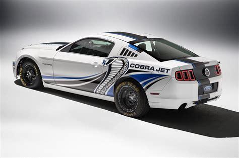 cobra motorsport ford racing mustang cobra jet twin turbo concept