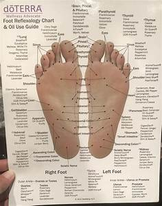 Reflexology And Oil Use Guide