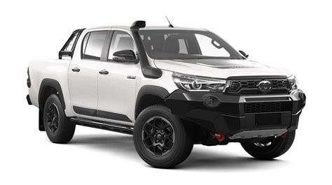 With a bold new look hilux stands out from the crowd. 2020 Toyota Hilux Australia: Specs and Features - 2021 Tacoma