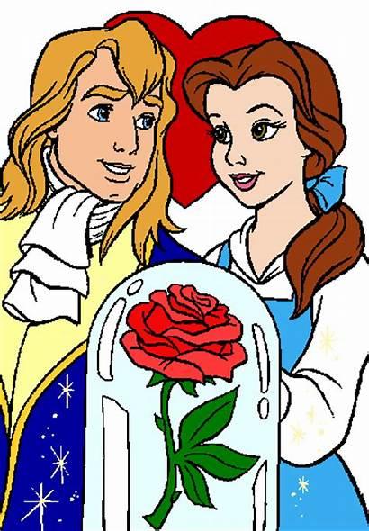 Belle Clipart Disney Princess Beast Fanpop Couples