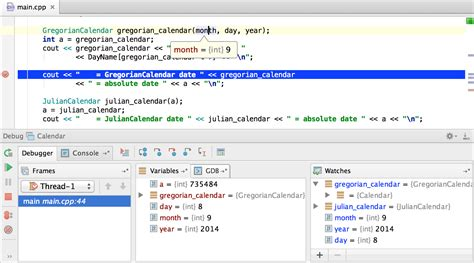 c variable arguments vs variadic templates clion brand new ide for c and c developers clion blog