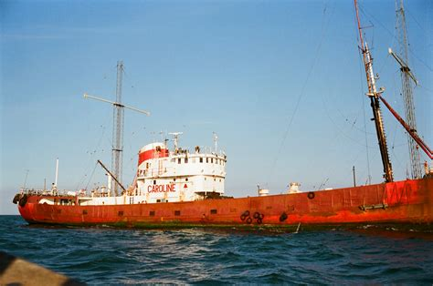 Pirate Radio Boat Uk by Uk Pirate Radio 50 Years On From The Marine Broadcasting