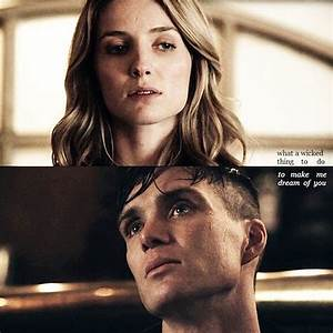 Grace Burgess (Annabelle Wallis) and Tommy Shelby (Cillian ...