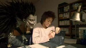 Death Note anime and movie review - L7 World