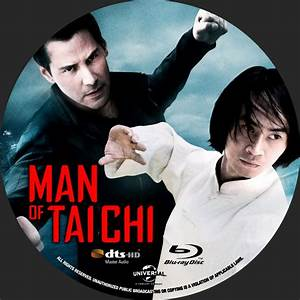 Man Of Tai-Chi - Custom DVD Labels - Man Of Tai Chi :: DVD ...