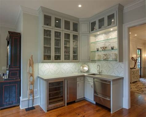 kitchen glazed cabinets corner bar home design ideas pictures remodel and decor 1772