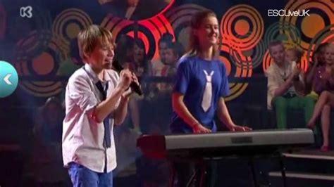 Junior Eurovision 2012 (national Final)