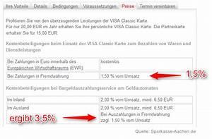 Mastercard Online Abrechnung : sparkasse geb hren f r geldabheben im ausland mit kreditkarte ~ Themetempest.com Abrechnung