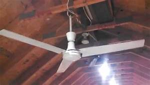 Canarm Cp60 Hpwp Industrial  Commercial Ceiling Fan