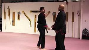 20 Year Demo Pa Kua Application Master Reid - YouTube