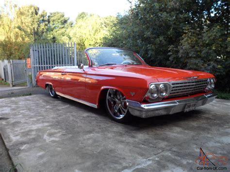 62 Chevy Impala Lowrider