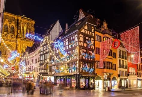 strasbourg christmas markets holidays  france auto