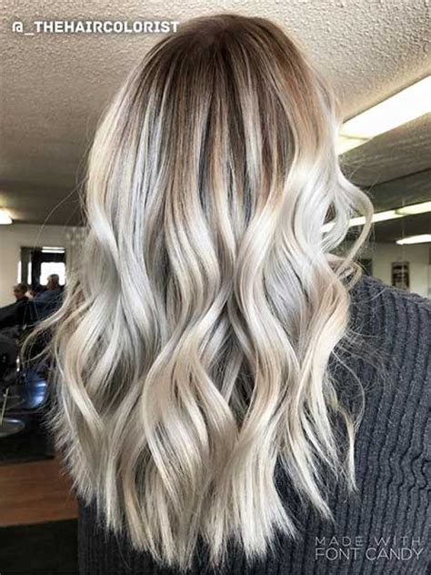 balayage blonde curly hairstyles hairstyles
