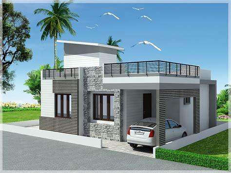 Single Storey House Designs India