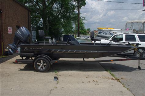 Bass Boats For Sale Gallatin Tn by Excel Bass Boat 860 Crsc 2013 Calico Jack S
