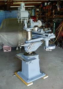 Antique, Gear, Cutting, And, Cutter, Grinding, Machines